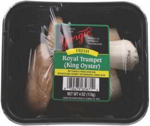 Giorgio Royal Trumpet Mushrooms