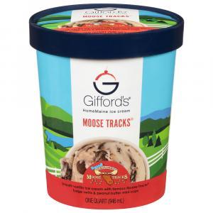 Gifford's Moose Tracks Ice Cream