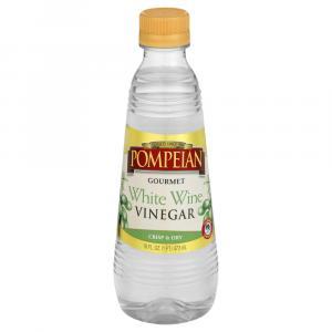 Pompeian Gourmet White Wine Vinegar