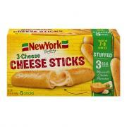New York 3 Cheese Cheese Sticks