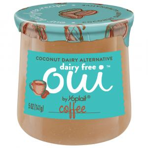 Yoplait Oui Dairy Free Coffee Yogurt
