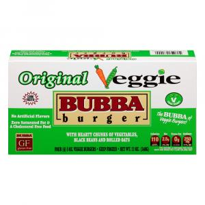 Bubba Burger Veggie Burger