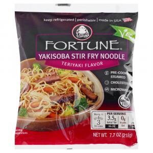 Yakisoba Teriyaki Stir Fry Noodles