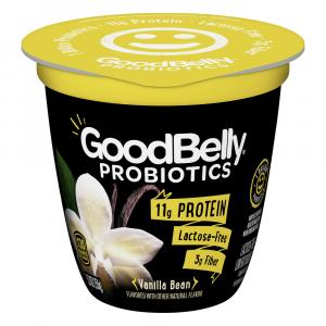 GoodBelly Vanilla Yogurt