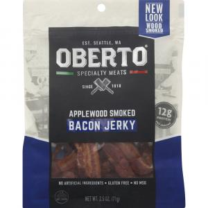 Oberto Bacon Natural Style Beef Jerky
