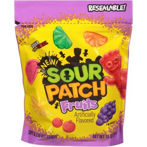 Sour Patch Kids Fruits Candy