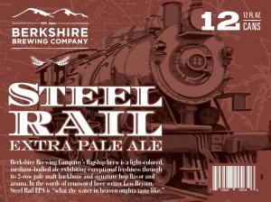 Berkshire Brewing Company Steel Rail Extra Pale Ale