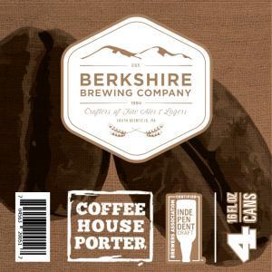 Berkshire Brewing Company Coffehouse Porter
