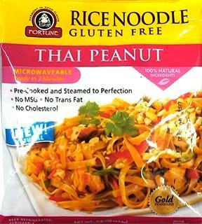 Thai Peanut Rice Noodle