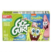 Go-Gurt Strawberry Cotton Candy Yogurt