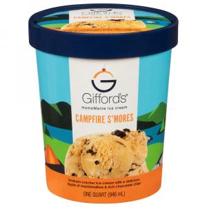 Gifford's Campfire S'mores