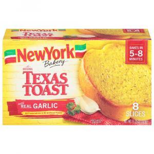 New York Garlic Texas Toast