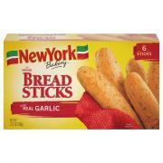 New York Garlic Bread Sticks
