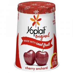 Yoplait Cherry Yogurt