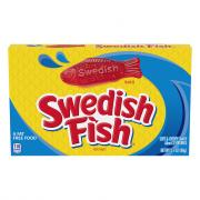 Swedish Fish Brand Candy Red Theatre Box