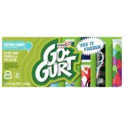 Yoplait Go-Gurt Cotton Candy Yogurt