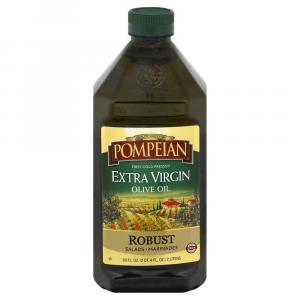 Pompeian Extra Virgin Olive Oil Robust