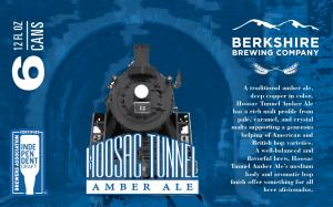 Berkshire Brewing Company Hoosac Tunnel Amber Ale