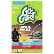 Yoplait Go-Gurt Berry Bounty & Cherry Galaxy Yogurt