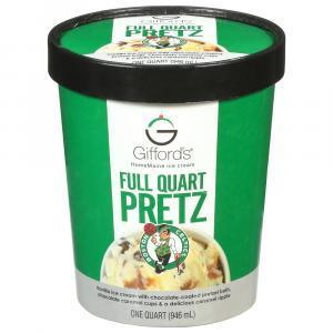 Gifford's Full Quart Pretz