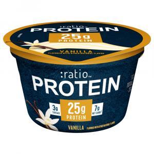 Ratio Protein Vanilla Dairy Snack