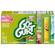 Yoplait Go-Gurt Strawberry Watermelon Punch
