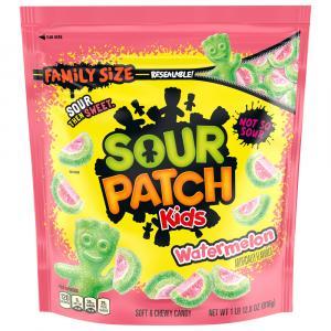 Sour Patch Kids Watermelon Family Size