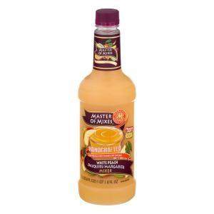 Master Of Mixes White Peach Daiquiri/margarita Mixer