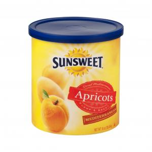 Sunsweet Apricots Canister