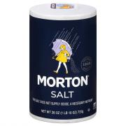 Morton Plain Salt