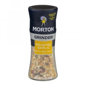 Morton Garlic Sea Salt Grinder