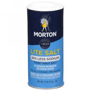Morton Lite Salt