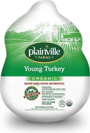 Plainville Farms Organic Fresh Hen Turkey
