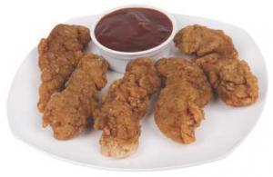 BBQ Chicken Tenders - Hot