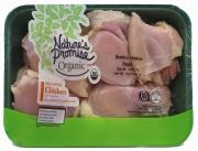 Nature's Promise Organic Boneless Chicken Thighs