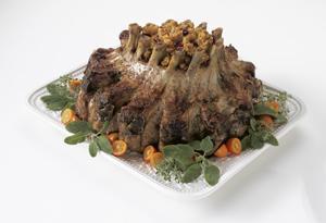 All Natural Pork Crown Roast