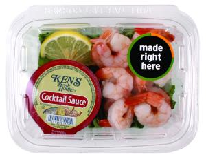 Medium Shrimp Snacking Tray