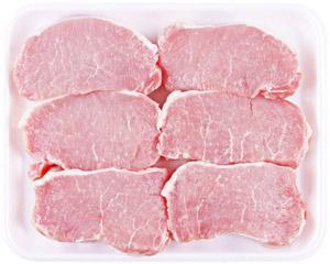 All Natural Pork Boneless Center Cut Chop