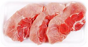 All Natural Boneless Pork Sirloin Steak