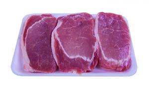 All Natural Pork Boneless Rib Chops