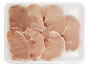 Hannaford Boneless Pork Sirloin Thin Cut Steak Family Pack