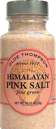 Olde Thompson Himalayan Pink Salt