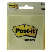 Post-It Canary Yellow Notes
