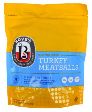 Bove's Turkey Meatball