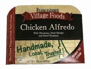 Francestown Village Chicken Alfredo