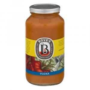 Bove's Vodka Pasta Sauce