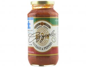 Coppola Sausage & Peppers Sauce