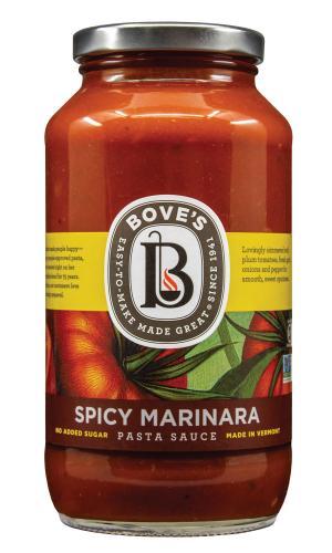 Bove's Spicy Marinara