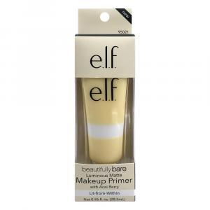 E.L.F. Beautifully Bare Luminous Matte Makeup Primer