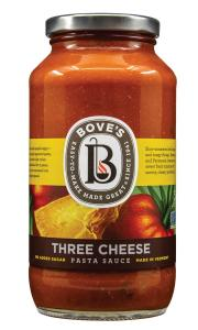 Bove's Three Cheese & Tomato Pasta Sauce
